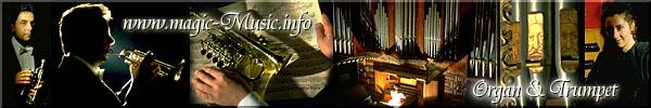 Excelente grabaciones en Mp3 de Órgano y Trompeta      High quality recordings of Organ and Trumpet